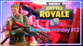 MONTAGE MONDAY'S #12 - Fortnite Battle Royale Clip #11- JMystic