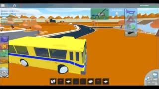 (#4) Roblox - Neighborhood of Robloxia: Reckless Driving - A nice bus ride