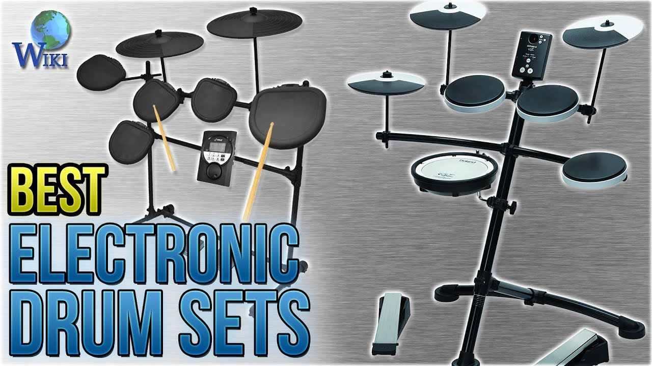 10 Best Electronic Drum Sets 2018   YouTube 10 Best Electronic Drum Sets 2018