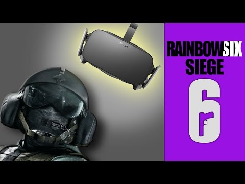 JAGER IN VR? - Rainbow Six Siege Funny Moments #3
