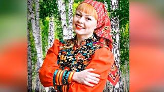 """Красно солнышко"", поёт Ольга Салеева. Песня под баян. Russian songs."