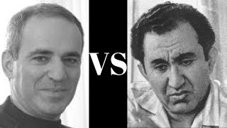 Chess Strategy: Conquering a Style! – Garry Kasparov vs Tigran Petrosian Moscow 1981 – Part 1 of 4
