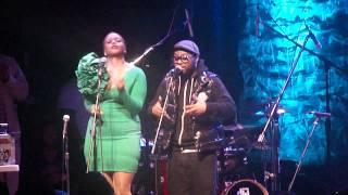 "The Robert Glasper Experiment feat Chrisette Michele & Musiq Soulchild - ""Ahh Yeah"" - ATLANTA-"
