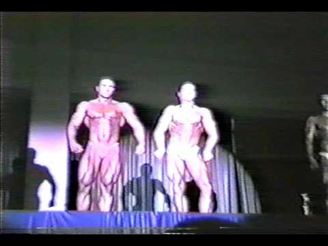 1996 Southern United States Bodybuilding