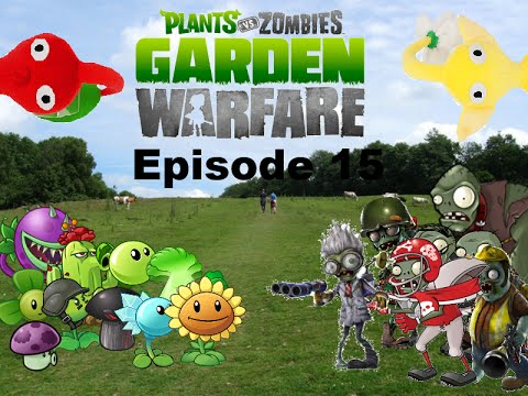 Plants Vs Zombies Garden Warfare Plush Series Episode 15 Scientist Zombie Youtube