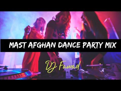 New Mast Afghan Non-Stop Mix 2016 - DJ Fawad