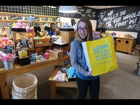 CRAZY Lush BOXING DAY Sale Haul 2016! *HUGE*