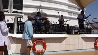 MIKE WHEELER / European Blues Cruise; All your love (I miss lovin