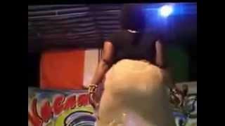 Pastor kiss women butt