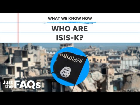 ISIS K: Why Taliban's new enemies are threat to Afghans, U.S. troops | Just the FAQs