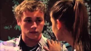 Eastenders - Peter and Lauren kiss - Full Scene