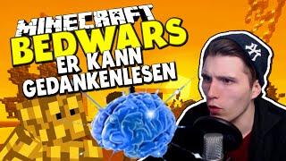 STURMWAFFEL KANN GEDANKENLESEN! ✪ Minecraft Bedwars Woche Tag 52 mit Sturmwaffel