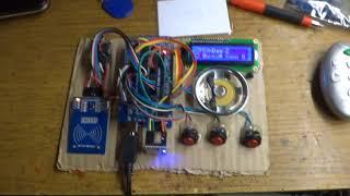 тестирование лазертаг квестового устройства День Z