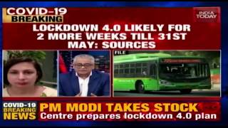 Rajdeep Sardesai On The Details Of Lockdown 4.0 | Breaking News