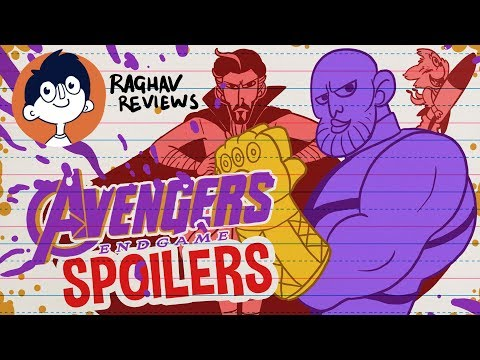 the-best-parts-of-avengers:-endgame-|-animated-movie-review-by-raghav-|-russo-brothers-marvel-film