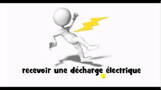 Frans leren = recevoir une décharge électrique
