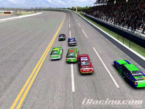 iRacingSim 2012-05-03 i said it was my fault. but the replay shows the real offender..avi