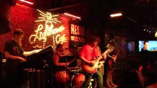 Pacific Dub - Waiting / Inahle (Live @ The Lighthouse Cafe 5-11-2012)