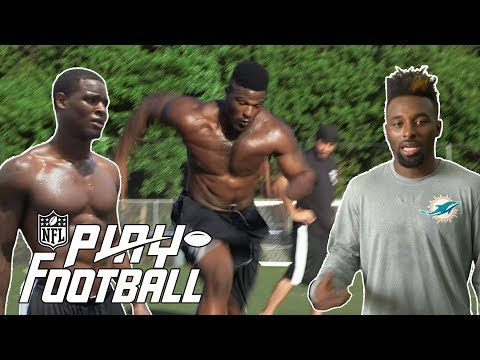 How to Condition Like an Elite Back: Improve Reaction, Speed, & Acceleration