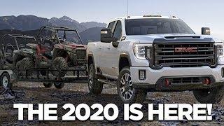 The 2020 GMC Sierra HD L5P - My First Impressions