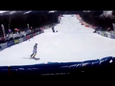 Mikaela Shiffrin wins US Alpine women's slalom at Sugarloaf
