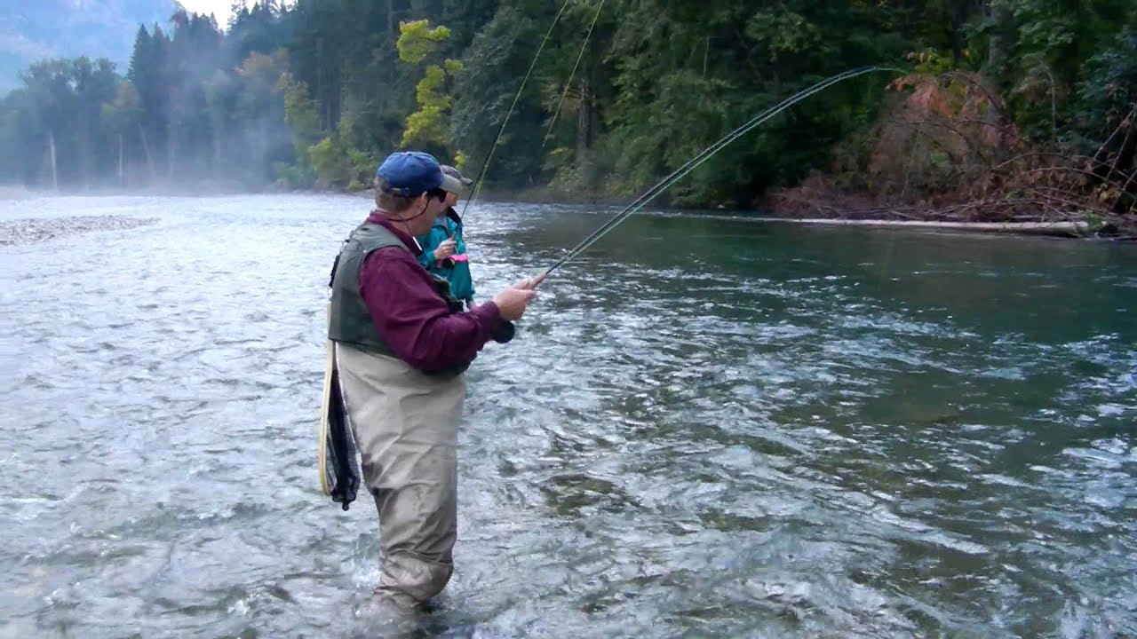 How to fly fish with john wilsey of stehekin fishing for Fishing with john
