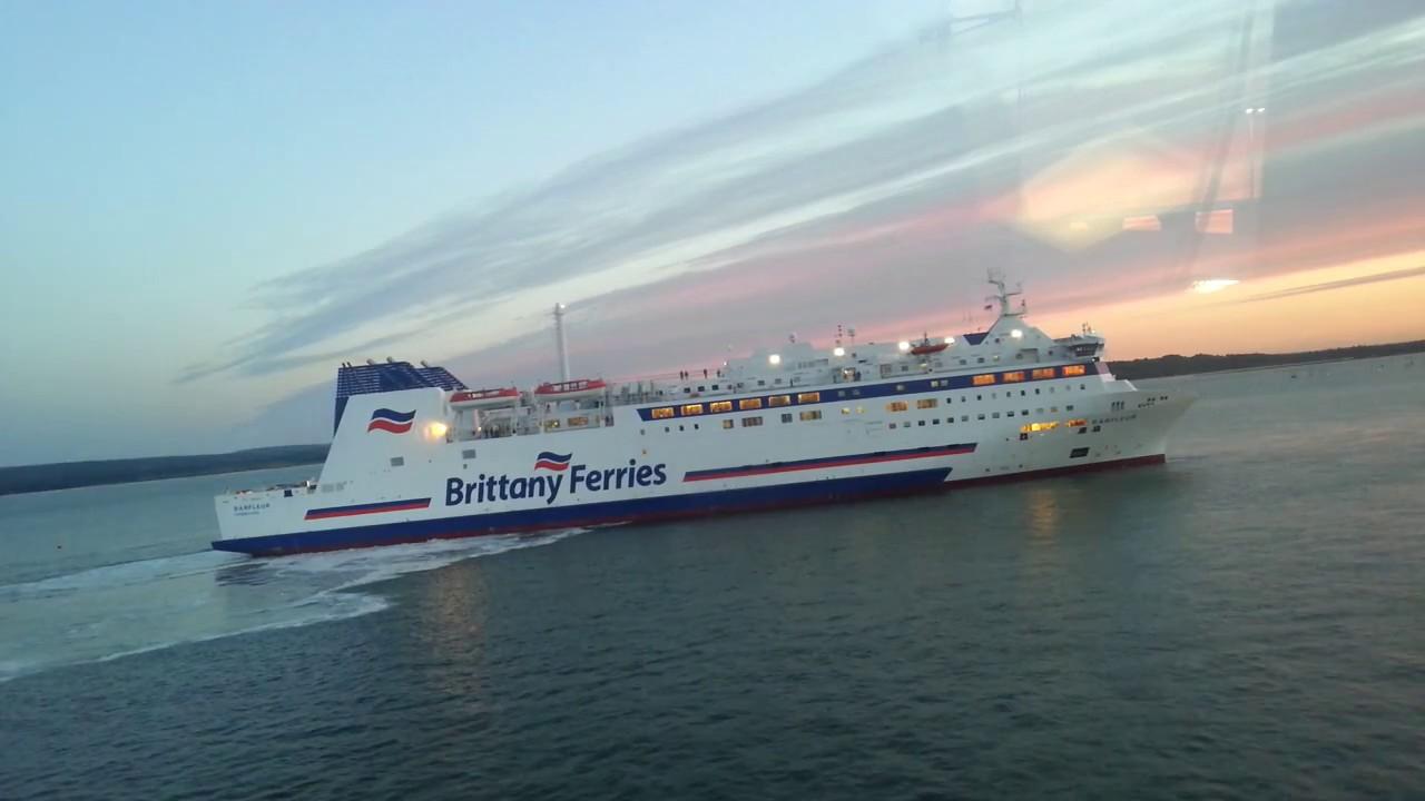 Barfleur cruise ferry ship information brittany ferries - Ms Barfleur Brittany Ferries Port Of Poole