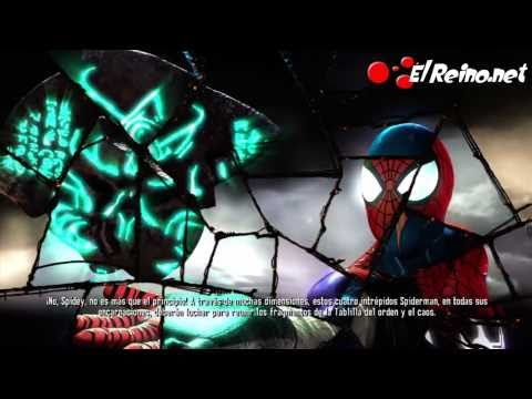 Vídeo análisis / review Spiderman: Shattered Dimensions - Multi