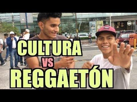 REGGAETÓN VS CULTURA MUSICAL