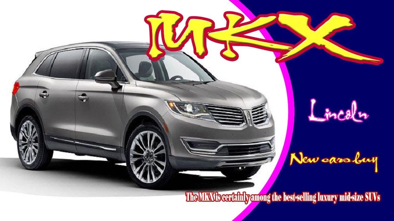 2020 Lincoln Mkx 2020 Lincoln Mkx Black Label 2020 Lincoln Mkx