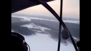 Кимры, Приволжский, Стрельчиха полёт над Волгой
