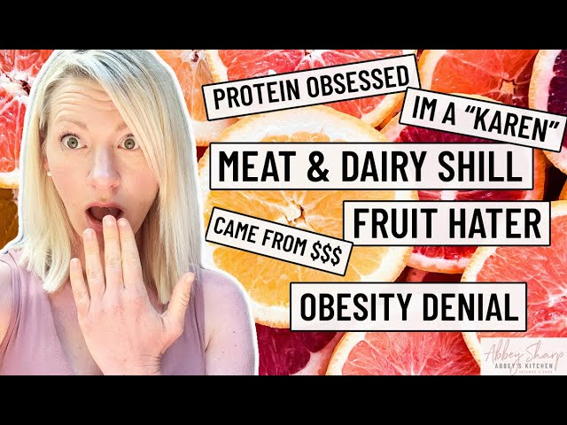 Responding to Your Assumptions About Me | Fruit Hater, Came from $$$, Meat/Dairy Shill & MORE!!