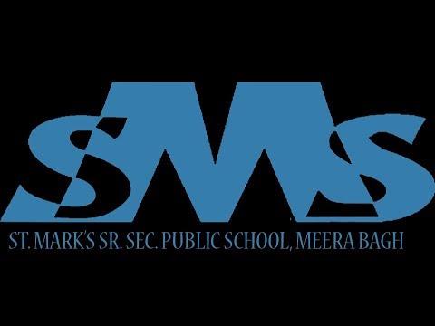 St  Mark's Sr  Sec  Public School, Meera Bagh, Delhi