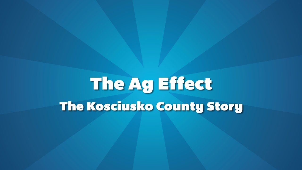 Indiana kosciusko county syracuse - Kosciusko County Where Ag And Community Partnerships Work As Featured In Video