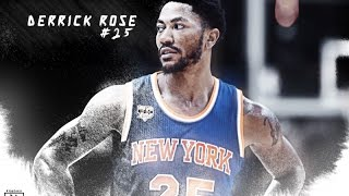 Derrick rose mix im coming home