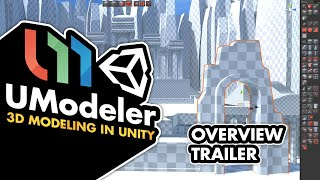 UModeler Overview - Unity Modeling Tool.
