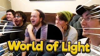 Smash Ultimate World of Light but AAAAAAAAAAAAAAAAAAA