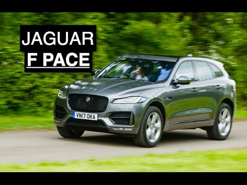 2018 jaguar f pace. modren pace 2018 jaguar f pace 25t r sport review  inside lane for jaguar f pace