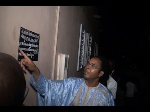 senegal, thies: Lamine Aysa Fall procède à L'inauguration de la Maison des Associatons de Thialy