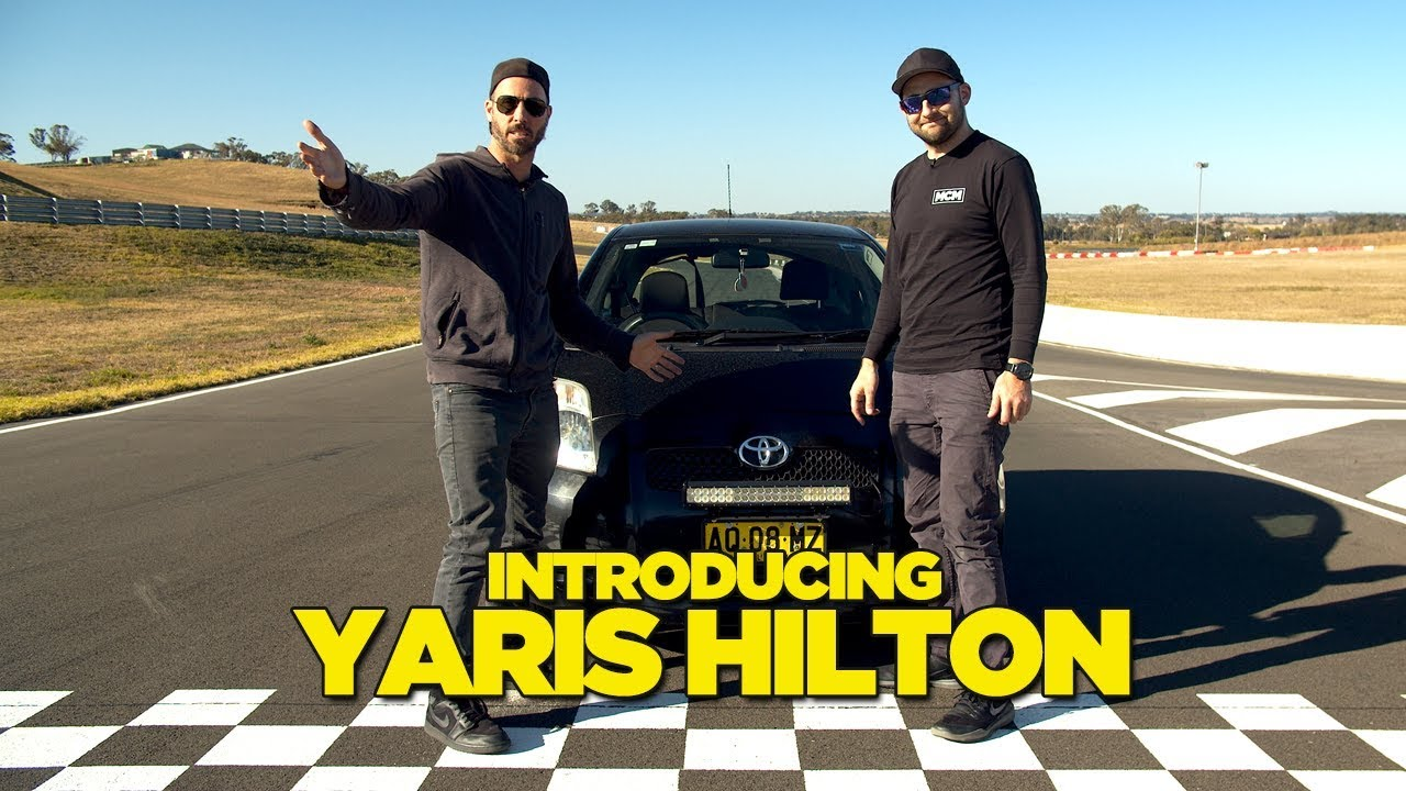 Introducing: YARIS HILTON