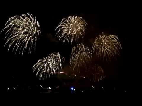 Vancouver Fireworks 2016 - USA / Disney (Night 3)