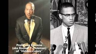 "Prof. Kaba Kamene Interview - ""Malcolm X: The Man, His Times & His Relevance In 2015"""