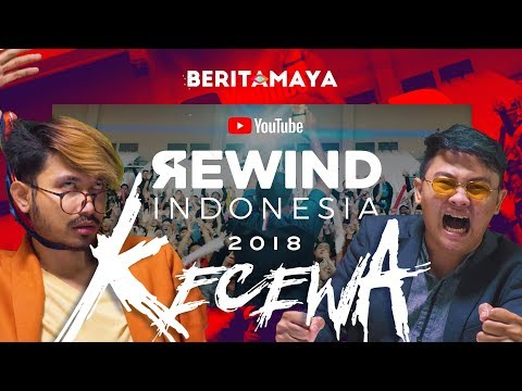 BEDAH YOUTUBE REWIND INDONESIA 2018 | Berita Maya