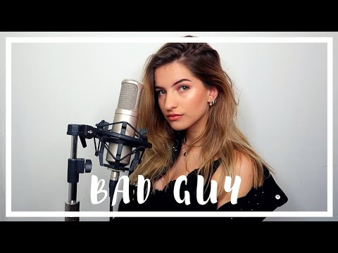 Billie Eilish - Bad Guy | Julia Van Bergen #Cover