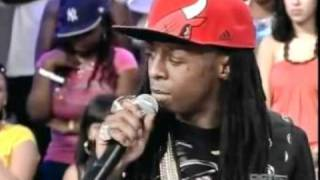 Lil Wayne Freestyle EXCLUSIVE