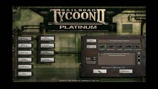 Railroad Tycoon II Playthrough