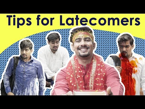 Every Latecomer at Office | Aashqeen