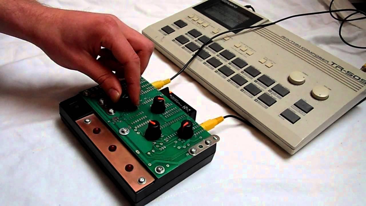 Circuit Bent Robot Furby 8 The Furbinator Youtube Rc Crazed Robotics Twisted Sound Effects Processor Machine 1280x720