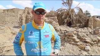 Экипаж «Астаны» стал серебряным призером на этапе гонки в Египте