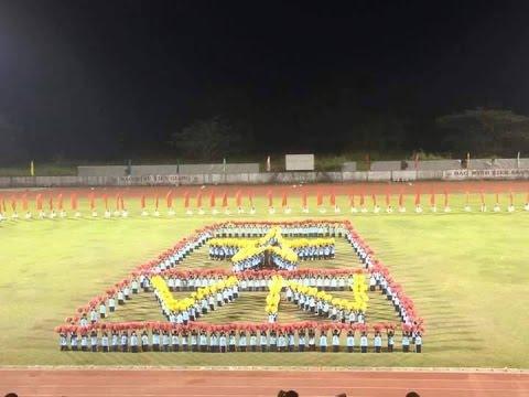 Đồng Diễn Trường THPT Nguyễn Hùng Sơn [Khai Mạc HKPĐ Tỉnh Kiên Giang Năm 2015]